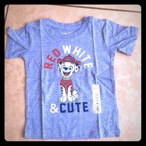 "♥️🆕 Jumping Beans ""Red White & Cute"" T-shirt‼️"